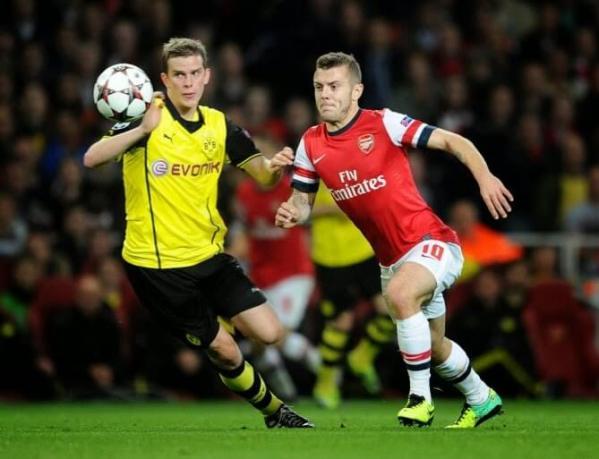 Watch Dortmund vs Arsenal Free Live Stream