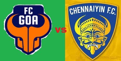 FC Goa vs Chennai FC live streaming