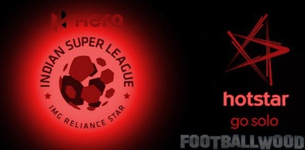 Watch ISL live stream on Hotstar