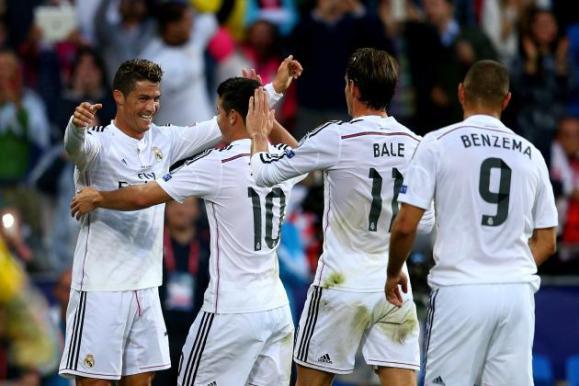 Watch Ludogorets Razgrad vs Real Madrid Free Live Streaming