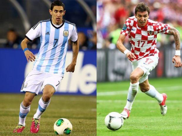 Argentina vs Croatia live streaming international friendly