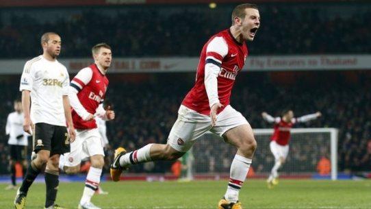 Swansea City vs Arsenal free live streaming of 9 November 2014 match