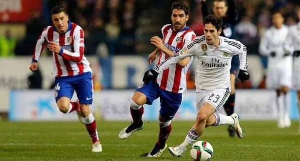 Atletico Madrid vs Real Madrid 2-0 video highlights
