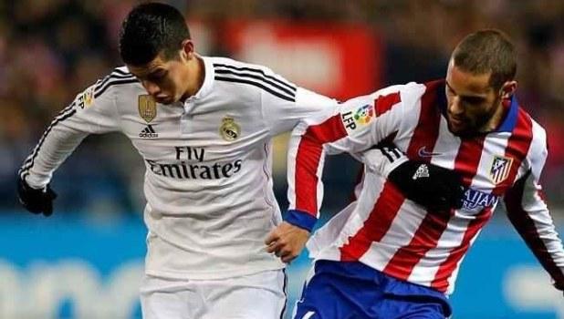 Atletico Madrid vs Real Madrid Copa Del Rey Result