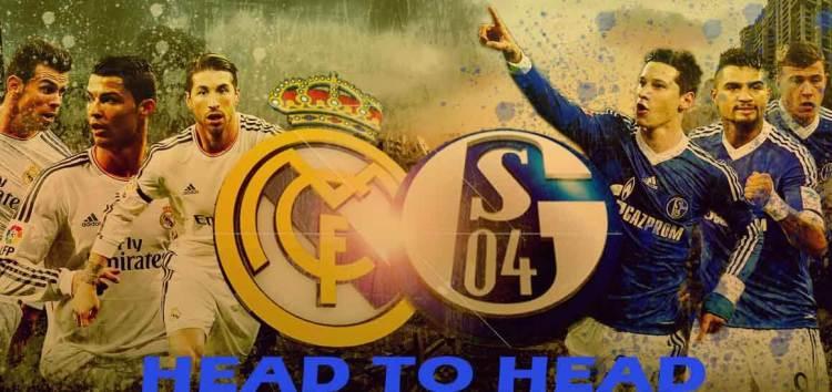 Real Madrid vs Schalke Head To Head History | Stats ...