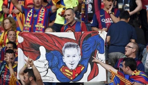 Download Barcelona vs Juventus 3-1 final match video