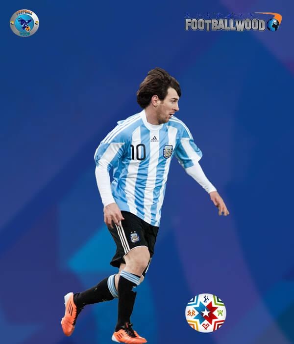 Lionel Messi Copa America 2015 HD Wallpapers