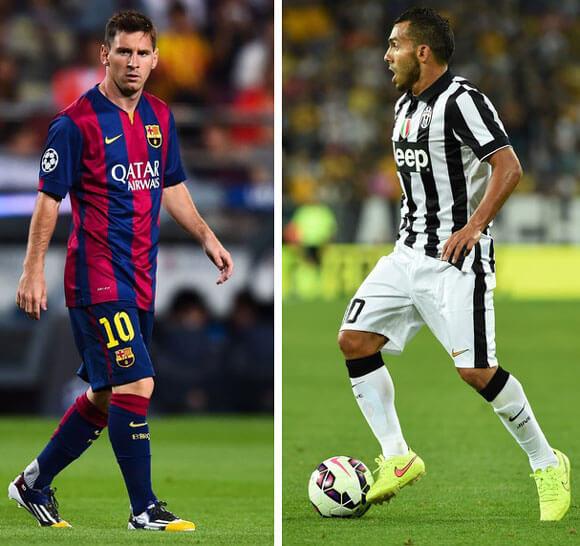 Watch Barcelona vs Juventus Free Live Streaming