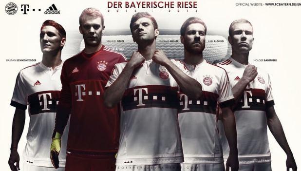 Bayern Munich 2015-16 Wallpapers