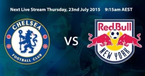 Chelsea Vs New York RB live streaming