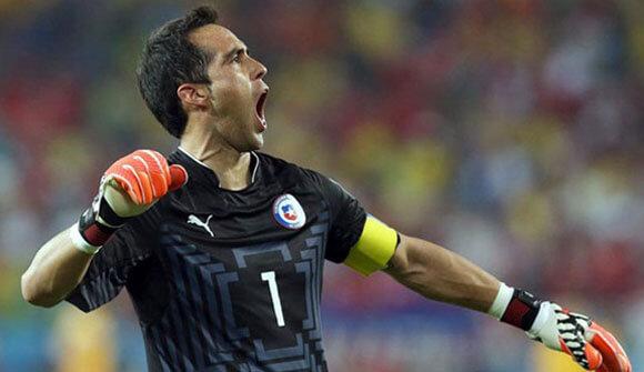 Copa America 2015 best goalkeeper