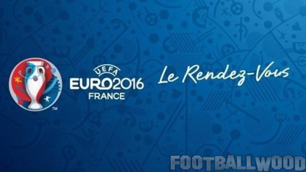 Euro 2016 Logo Image