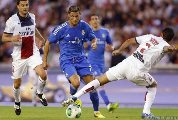 Real Madrid Vs PSG telecast in India