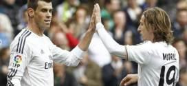Gareth Bale Can Win Ballon D'or One Day, Says Luka Modric