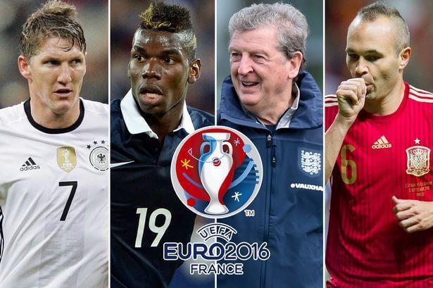Euro 2016 top 10 strongest teams