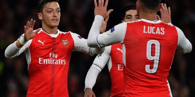 Arsenal Vs Ludogorets 6-0 Goals Highlights Video Download