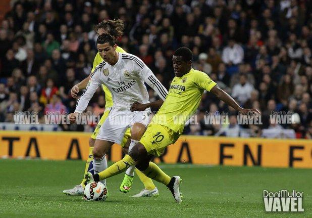 Villarreal Vs Real Madrid photo