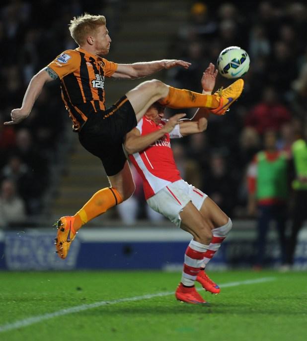 Arsenal Alexis Sanchez photo