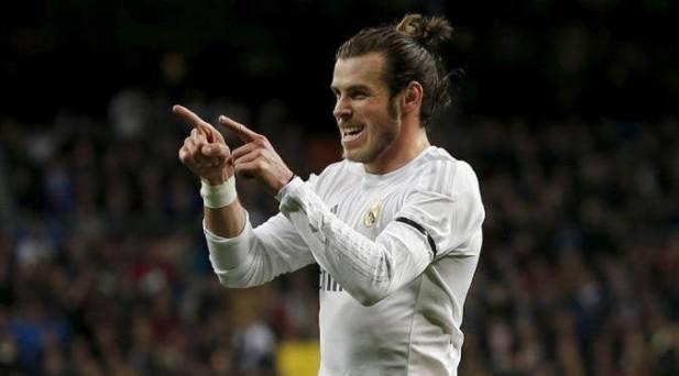 Real Madrid winger Gareth Bale photo