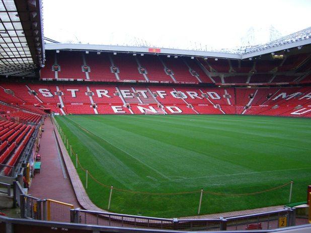Old Trafford photo