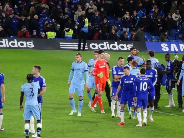 Chelsea Manchester City photo