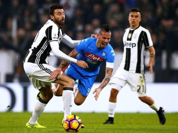 Napoli Juventus 2017 photo