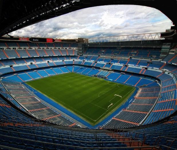 Estadio Santiago Bernabeu photo