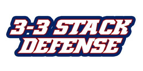 3-3 Stack Defense - Bryan Pratt