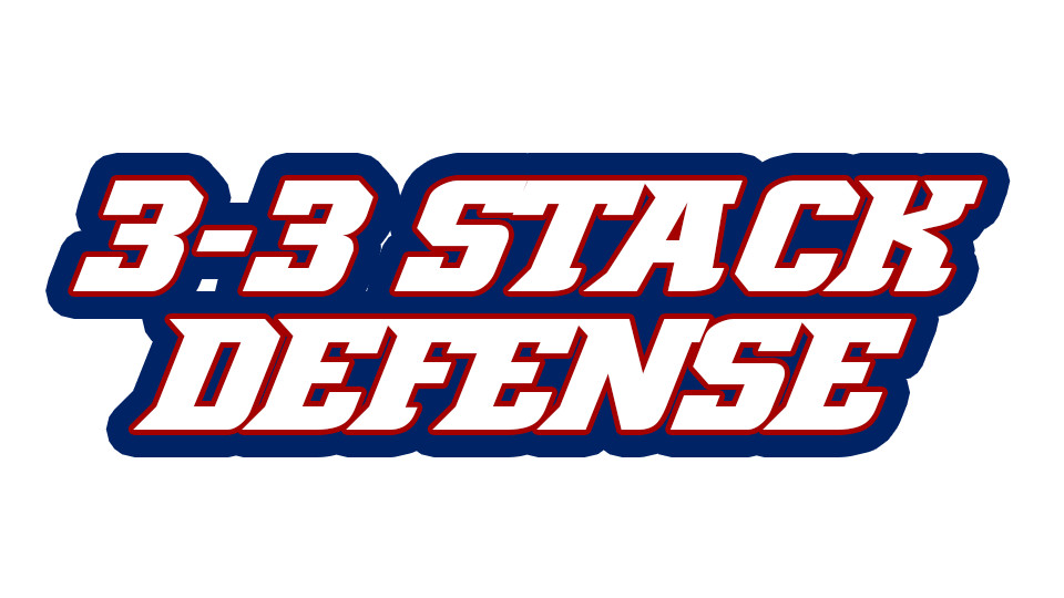 Defending The Run With The Odd Stack Defense - James Vint