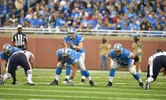 Mike Carey [Gavin Smith/Detroit Lions]