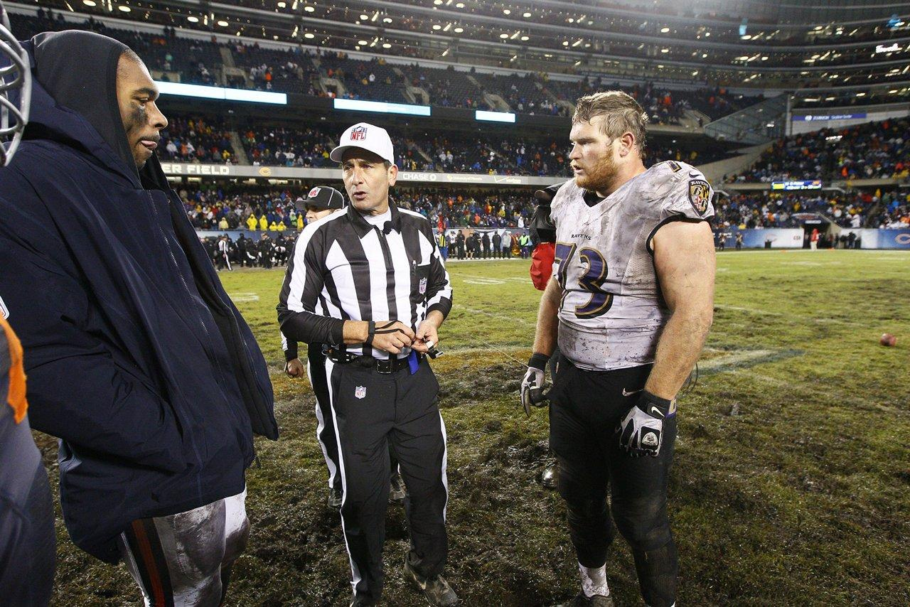 NFL100: When the referee had to rule on things other than football