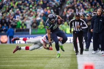 LJ Carl Johnson [Seattle Seahawks photo]
