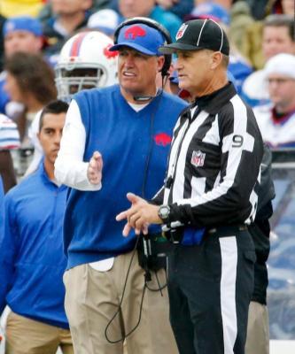 Mark Perlman (Buffalo Bills)