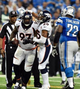 Dyrol Prioleau (Denver Broncos)
