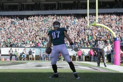 Back judge Greg Yette (Philadelphia Eagles)