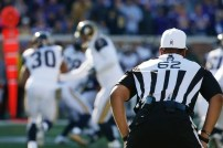 Referee Ronald Torbert (Saint Louis Rams)