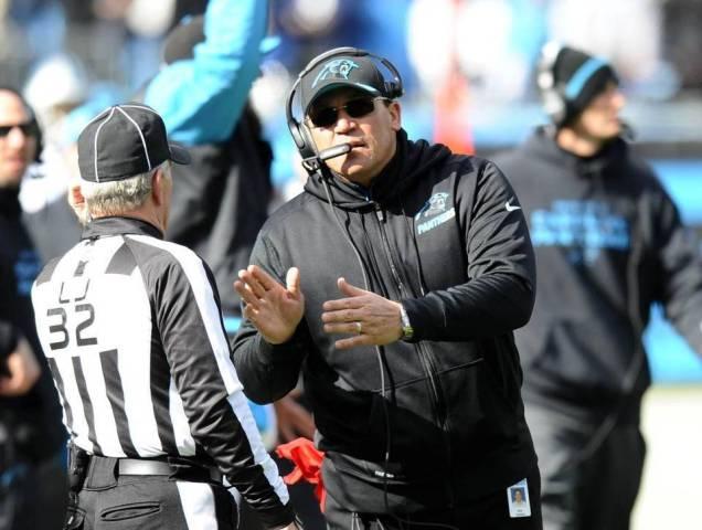Jeff Bergman (Carolina Panthers)
