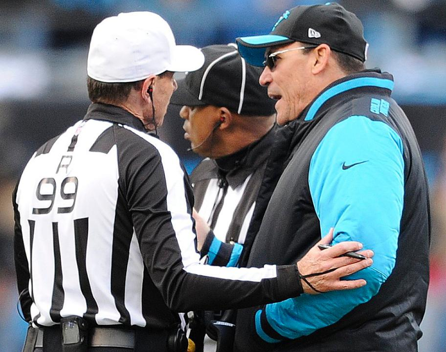 Coach Ron Rivera appointed to the Competition Committee
