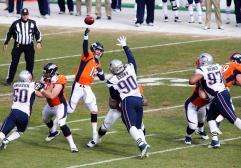 Umpire Rich Hall (Denver Broncos)