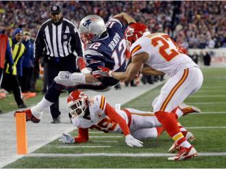 Phil McKinley (New England Patriots)