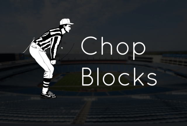 chop blocks