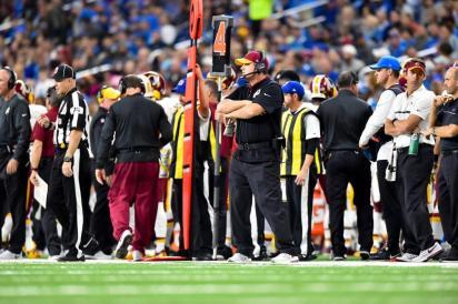Derick Bowers (Washington Redskins)