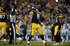 Clete Blakeman (Pittsburgh Steelers)