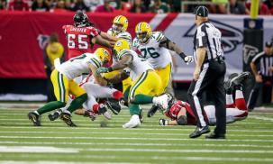 Butch Hannah (Green Bay Packers)