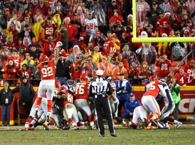 Tony Corrente (Kansas City Chiefs)