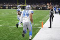 Hugo Cruz (Detroit Lions)