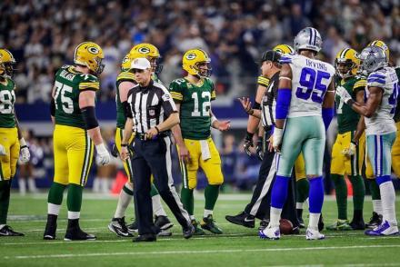 Tony Corrente (Green Bay Packers)