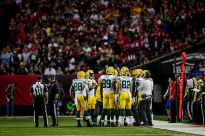Greg Gautreaux (Green Bay Packers)