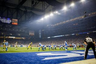 Rich Hall's view (Green Bay Packers)