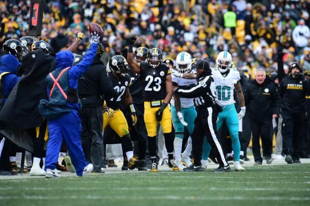 Carl Johnson (Pittsburgh Steelers)